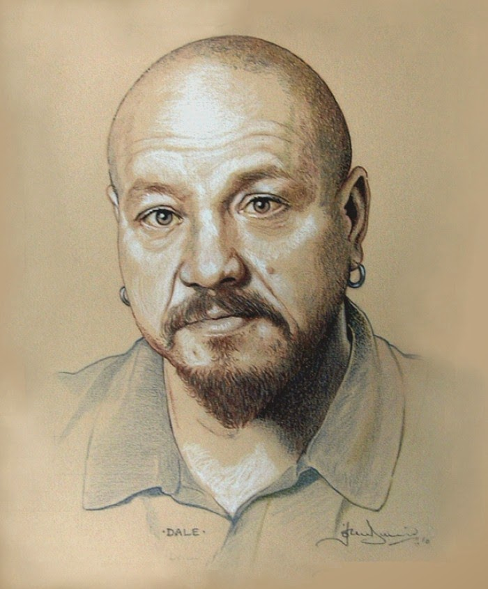 Британский художник. John Dulieu