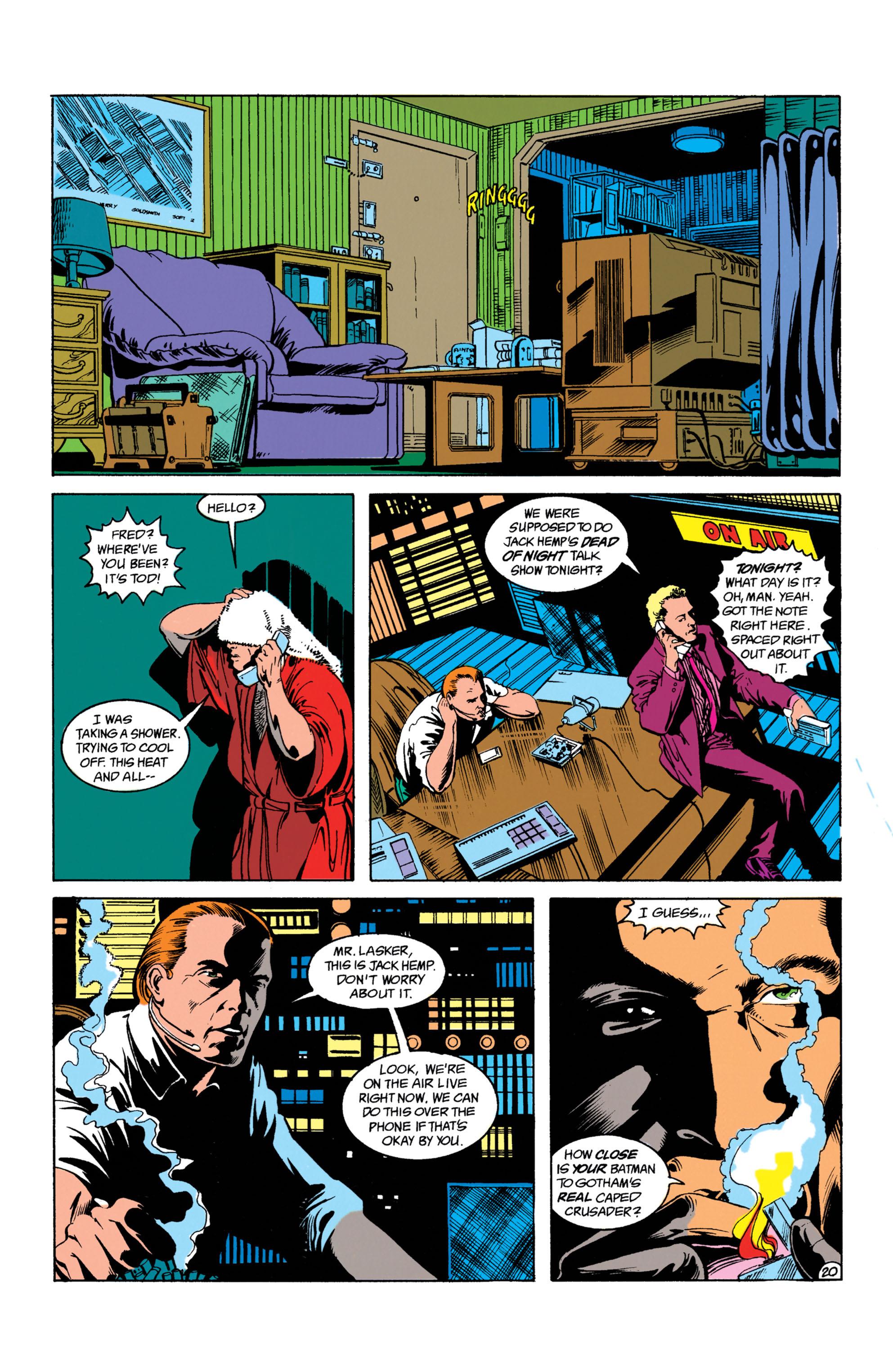 Detective Comics (1937) 623 Page 20