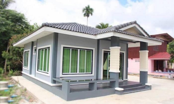 Desain Rumah Minimalis Simpel