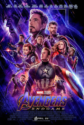Marvel's Avengers: Endgame Final Theatrical One Sheet Movie Poster
