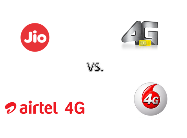 Reliance Jio 4G tariff plans compare to other telecom company