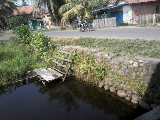 Diduga Gelapkan Dana Desa Tahun 2015 Kades Gunung Menang Dilaporkan ke Kejari