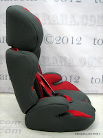 5 Junior Foldable Baby Car Seat