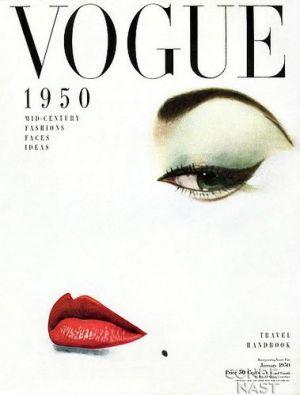 Olhos marcados: com a indústria de cosméticos em ascensão, novos produtos para maquiagem foram lançados
