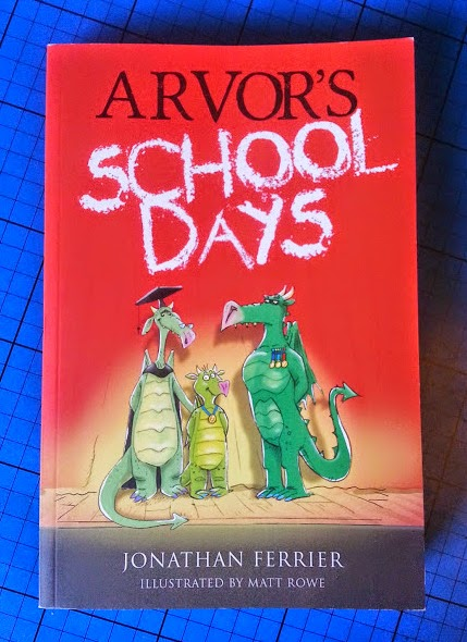 Arvor's Schooldays by Jonathan Ferrier children's book review