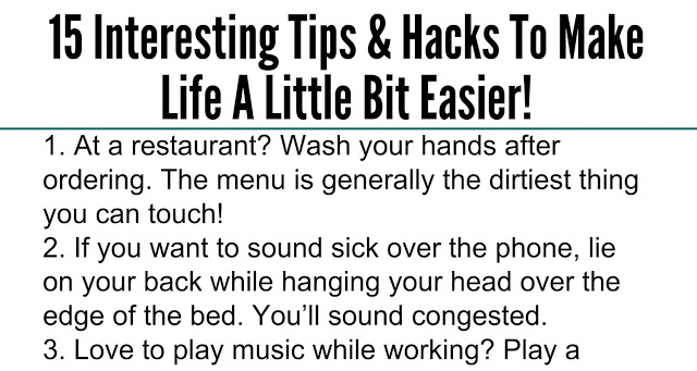 Interesting-Tips-and-hacks-for-easy-life