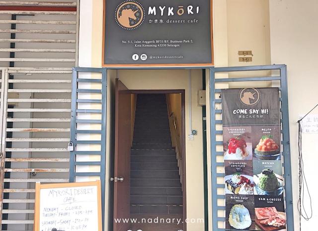 Mykori Dessert Cafe