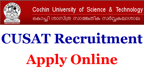 cusat-recruitment-2018-programmer-posts