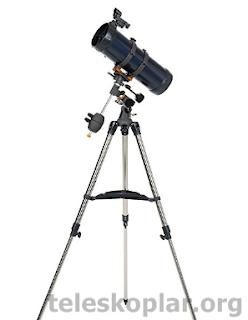 celestron astromaster 114 eq teleskop incelemesi