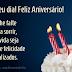 Mensagem de aniversário linda ótima para todos