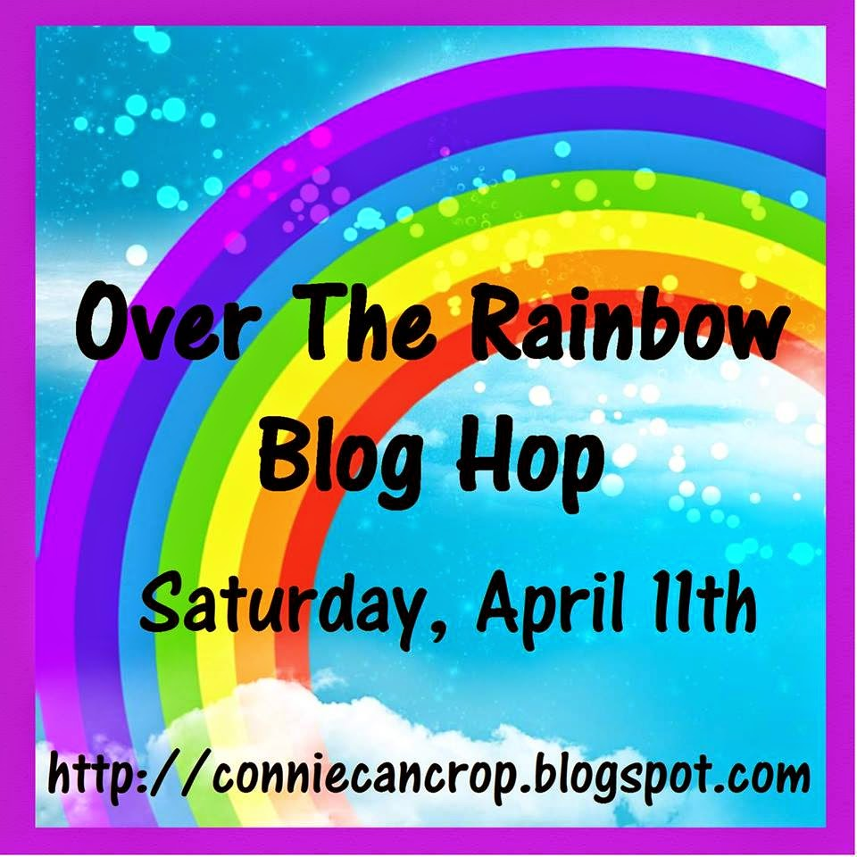 Over the Rainbow Blog Hop