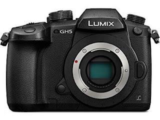 Kamera Mirrorless Terbaik Panasonic Lumix GH5