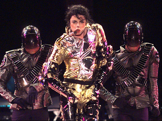 Video: Michael Jackson - History Tour Copenhagen (Concierto completo)