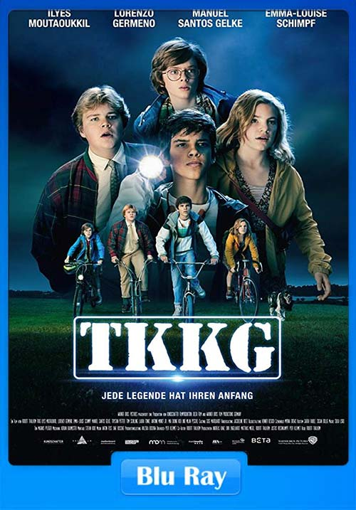 TKKG 2019 720p BluRay x264 | 480p 300MB | 100MB HEVC
