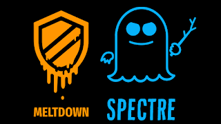 Attack on Spectre And Meltdown