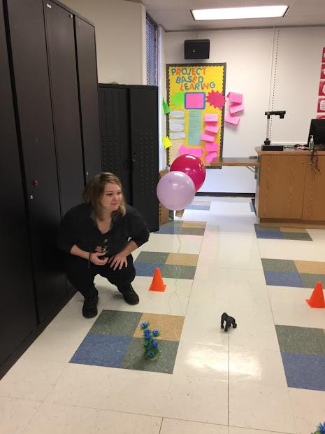 Teaching Science With Lynda Stem Challenge Helium