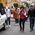 Estudiantes de Tlaxcala  realizarán cadenas humanas en Bellas Artes ¡