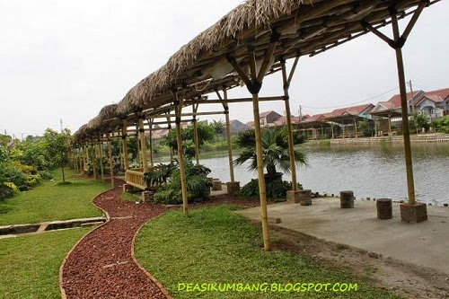 Memancing Ikan Raksasa di Godong Ijo Depok