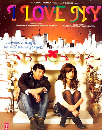 I Love NY 2015 Hindi DVDRip 480p 350mb ESub