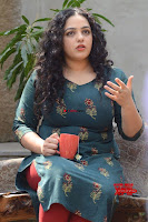Nithya Menon promotes her latest movie in Green Tight Dress ~  Exclusive Galleries 007.jpg