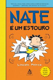 Nate é um estouro, Lincoln Peirce