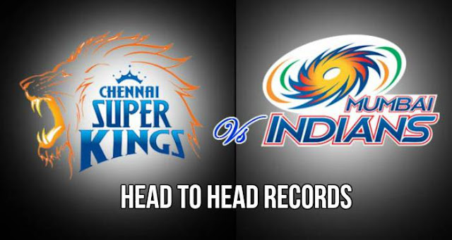 MI vs CSK Head to Head: CSK vs MI Head to Head IPL Records