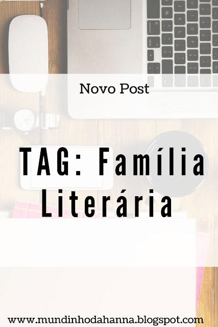 TAG Família Literária