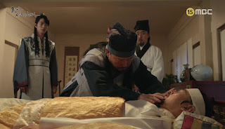 Sinopsis King Loves Episode 36