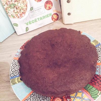 goldandgreen gateau chocolat quinoa
