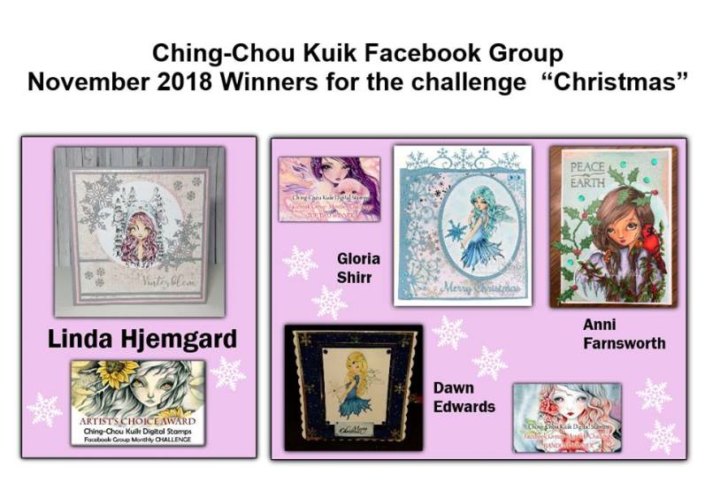 Top Winner at Ching-Chou Kuik Facebook Group