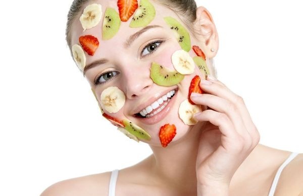 Four homemade facial masks control the oiliness