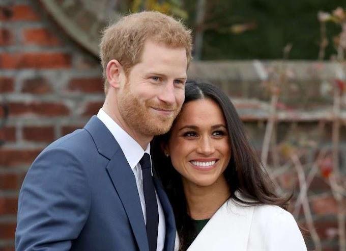 Casamento na realeza será em maio de 2018, Príncipe Harry e Meghan