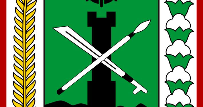 Logo Kabupaten Kota Logo Kabupaten Kapuas Hulu Kalimantan Barat