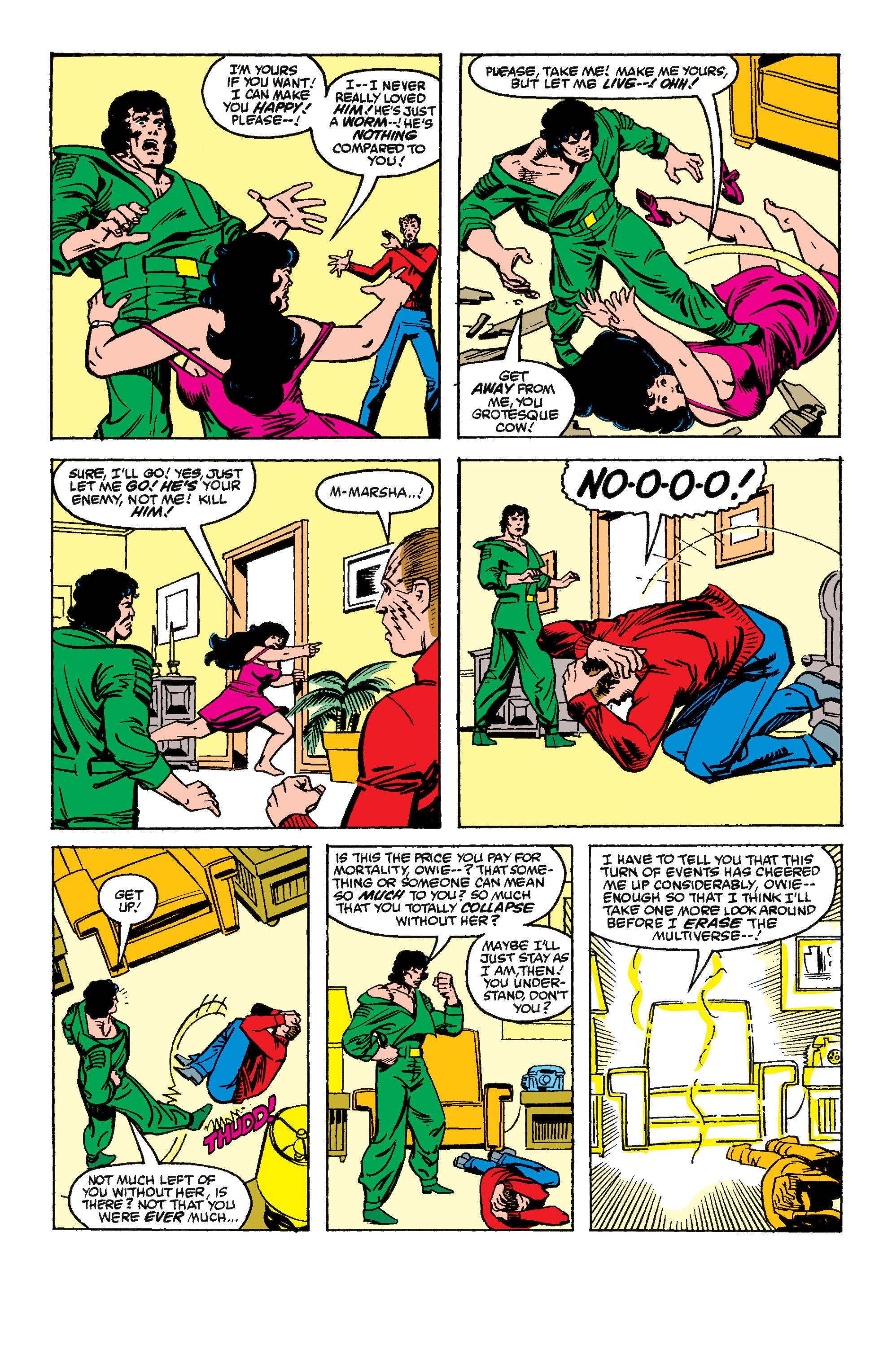 Read online Secret Wars II comic -  Issue #8 - 26