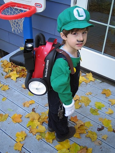 Fortend Luigi S Mansion Costume
