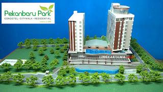 jasa-maket-hotel-condotel-park-lingkartama-maketindo
