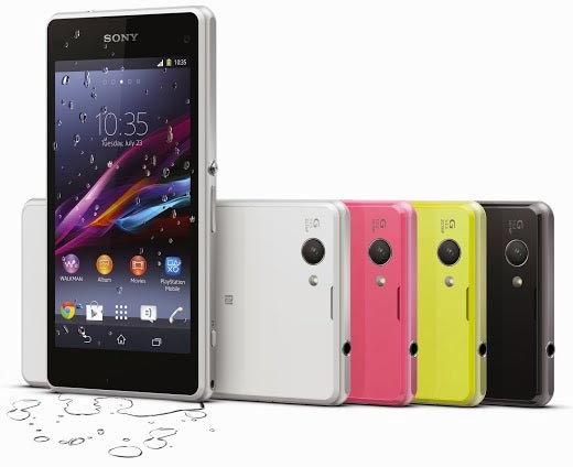 Sony Xperia Z1 Compact - Video Review
