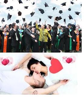 memilih kuliah atau menikah setelah tamat sma