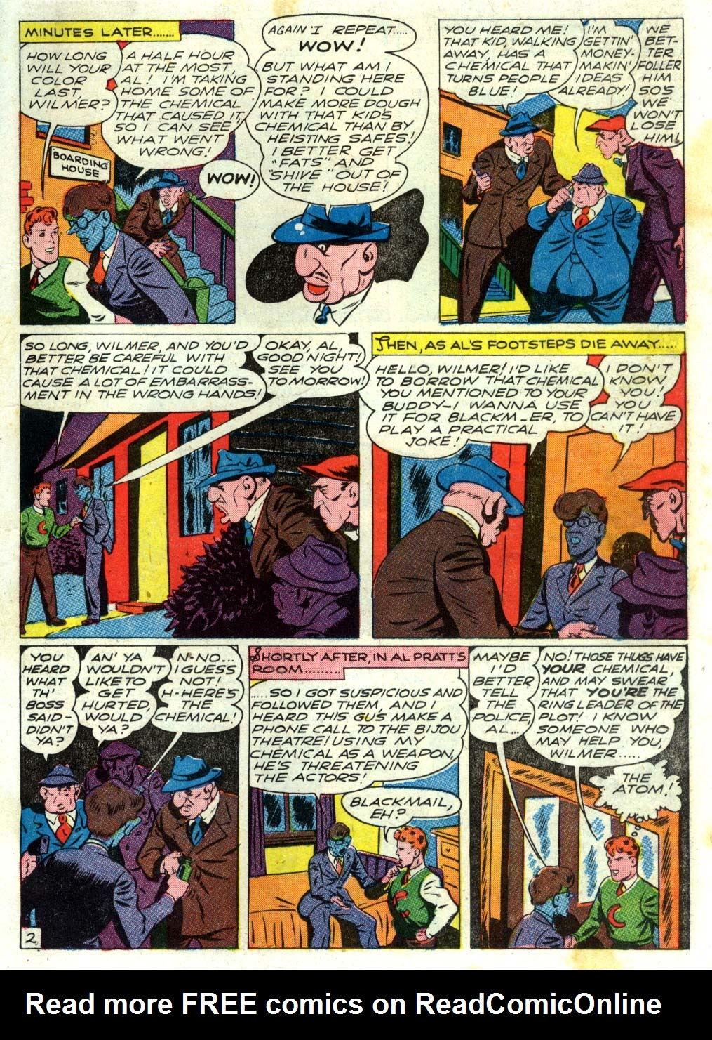 Read online All-American Comics (1939) comic -  Issue #53 - 21