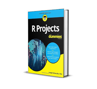 E Book R Projects For Dummies