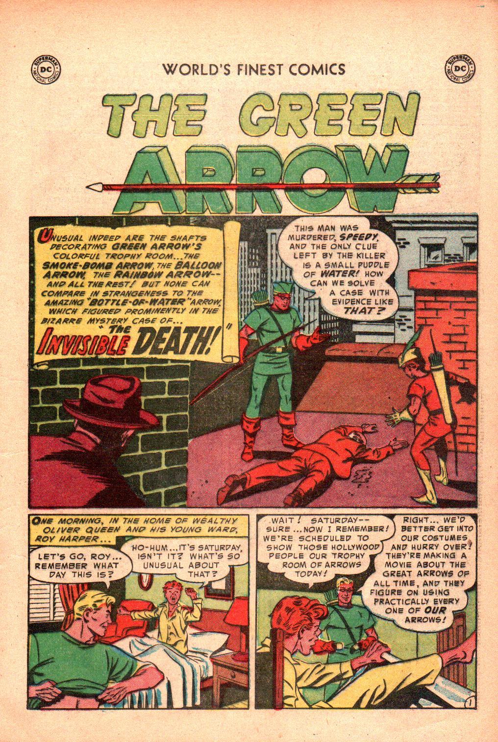 Read online World's Finest Comics comic -  Issue #71 - 19