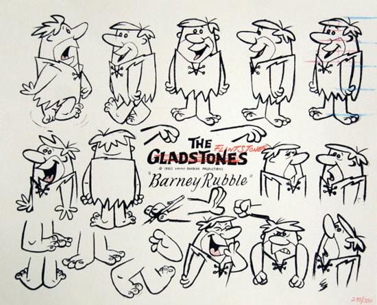 The Flagstones - Barney
