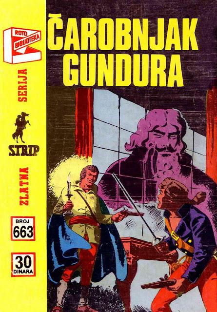 Carobnjak Gundura - Komandant Mark