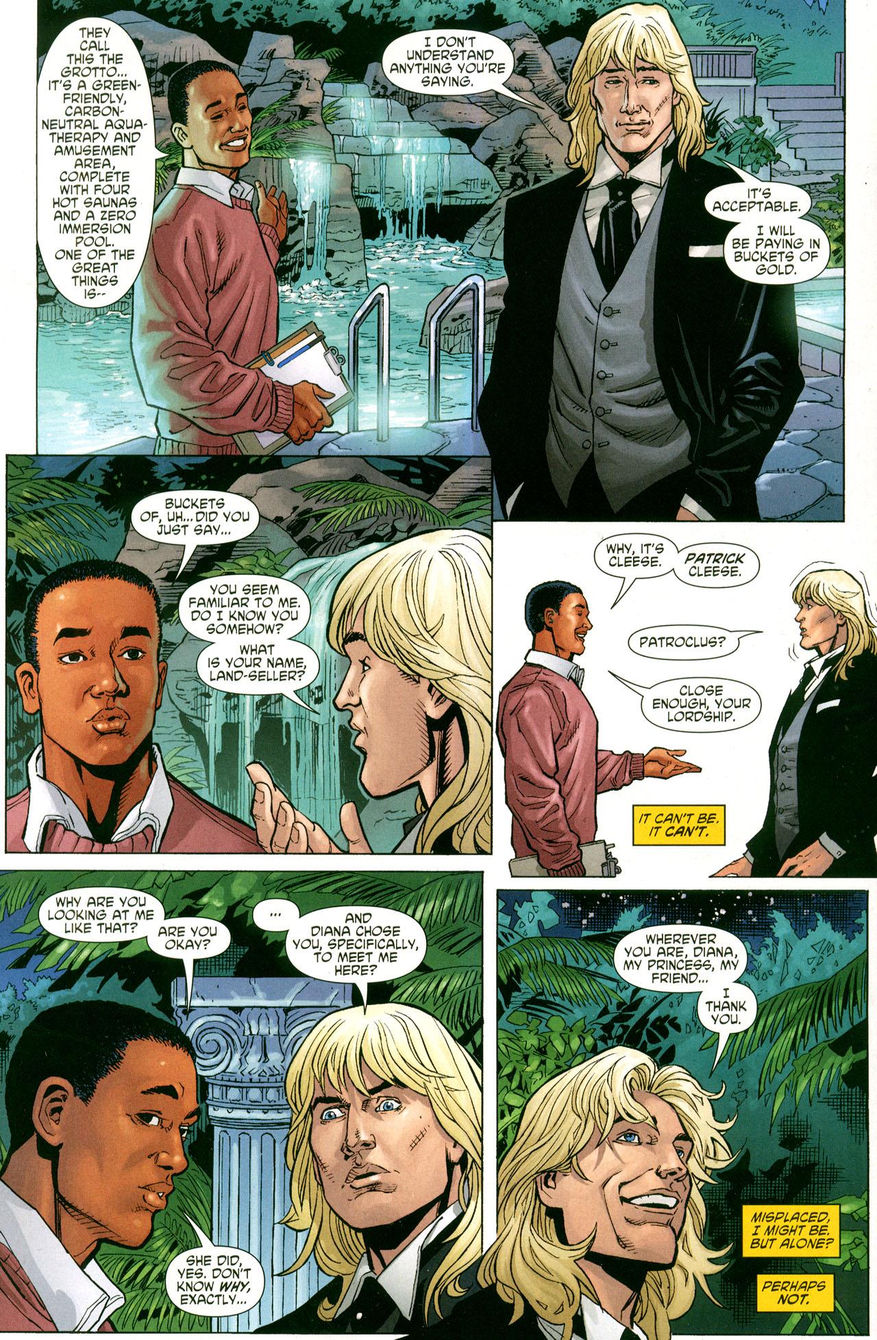 Read online Wonder Woman (2006) comic -  Issue #41 - 5