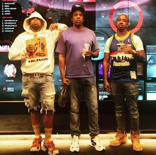 Westside Gunn & Benny The Butcher Sign With Roc Nation Management