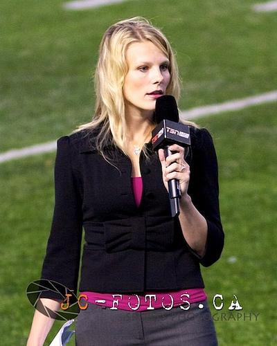 best looking female sportscasters nude