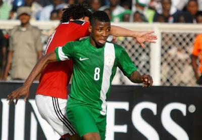 Kelechi Iheanacho | Nigeria 1-1 Egypt