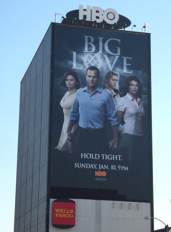 Giant Big Love season 4 billboard