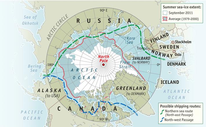Viajar no ÁRCTICO - O que é o Árctico e o que o caracteriza