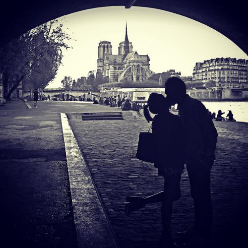 Casal, Couple, Paris, Notre Dame, voltar a Paris, relacionamento, saudades